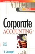 Corporate Accounting - Vol - 1