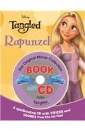 Disney Tangled Rapunzel : Book & Cd