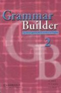 Grammar Builder 2 A Grammar Guide Book For         Student Of Eng
