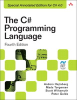 C# Programming Language Special Annotated Edition For C# 4.0 - Ms .Net Development Series