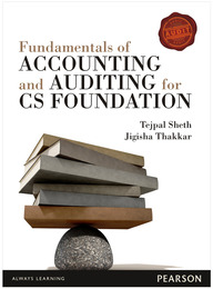 Funmdamentals Of Accounting & Auditing For Cs Foundation