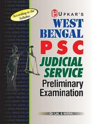 West Bengal Psc Judicial Services Pre. Exam.