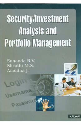Security/investment Analysis & Portfolio Management : Bcom & Bbm 6 Sem : Bu