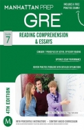 Reading Comprehension & Essays Gre Strategy Guide  Manhattan Prep Guide 7
