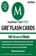 Manhattan Prep Gre Flash Cards : 500 Advanced Words