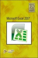 Straight To The Point Microsoft Excel 2007