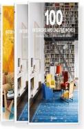 100 Interiors Around the World, 2 Vol.