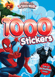 Marvel SpiderMan 1000 Stickers