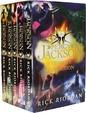 PERCY JACKSON 5 : SET OF 5 BOOKS