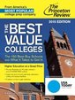 The Best Value Colleges, 2015 Edition: The 150 Best-Buy Schools and What It Takes to Get In (College Admissions Guides)