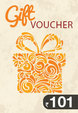 Gift Card Worth Rs 101