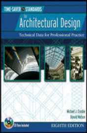 Time Saver Standards For Architectural Design W/Cd