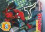 Marvel SpiderMan Sticker Scenes