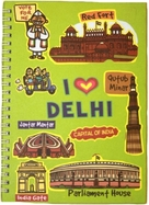Eco Corner Small Delhi Ruled Exercise Book
