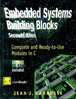 Embedded Systems Building Blocks W/Cd