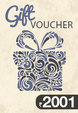 Gift Card Worth Rs 2001