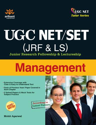 Management Paper 2&3 : Ugc Net/set/jrf & Ls Juniorresearch Fellowship & Lectureship: Code-g359