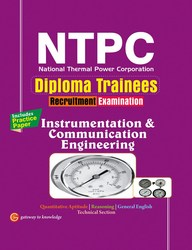 Ntpc Diploma Trainees Instrumentation &            Communication Engineering Recruitment Examinat