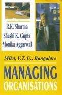Managing Organisations Mba : Vtu