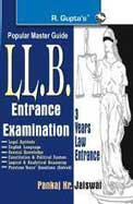 Llb Entrance Examination After Graduation 3 Years - Popular Master Guide
