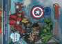 Marvel Avengers Hero Action Activities