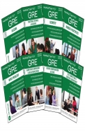 Manhattan Prep Gre Text Completion & Sentence      Equivalence Set 8 Vols