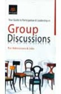 Group Discussions For Admissions & Jobs: Code-J098