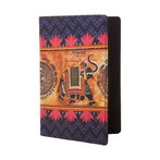 Eco Corner Indian Elephant Passport Holder