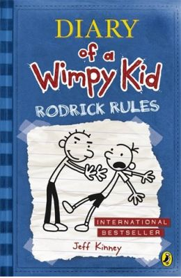 Diary Of A Wimpy Kid 02 : Rodrick Rules