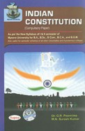 Indian Constitution For 1st & 2nd Sem Mu