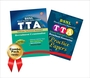 Combo Pack Study Guide TTA and Pratice Papers, (BSNL) Recruitment Exam.