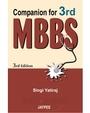 Companion For 3rd Mbbs,3/E,2009
