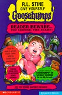 Toy Terror Batteries Included Goosebumps 20