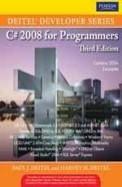 Deitel Developer Series C# 2008 For Programmers