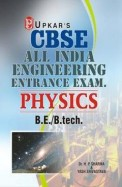 Cbse All India Engineering Entrance Exam Phsyics  Be/Btech