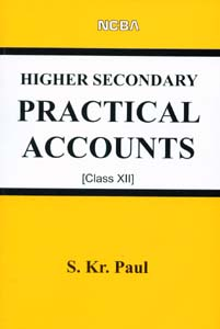 Higher Secondary Practical Accounts Class Xii