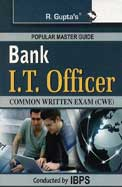 Popular Master Guide Bank It Officers Exam
