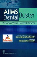 Aiims Dental Buster Previous Years Solved Papers