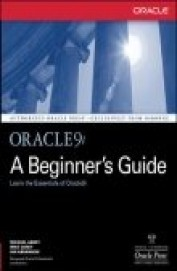 Oracle 9i Beginners Guide Learn Essentials Of Oracle 9i