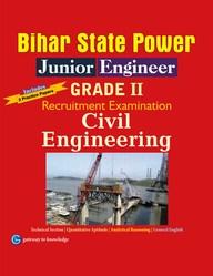 Bihar State Power Junior Engineer Grade II (Civil Engineering)