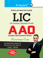 Popular Master Guide Lic Aao Examinations Assistant Administrative Officers Exam R-137