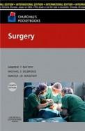 Churchills Pocket Surgery Book