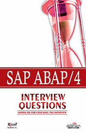 Sap Abap/4 Interview Questions
