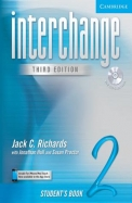 Interchange Student's Book 2 with Audio CD [With CD]