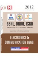 Bsnl Drdo Isro Electronics & Communication Engg :  Section A Previous Years Solved Papers Section