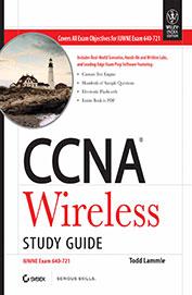 Ccna Wireless Study Guide Iuwne Exam 640-721 W/Cd