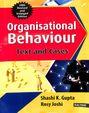Organisational Behaviour Text & Cases