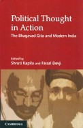 Political Thought In Action : The Bhagavad Gita & Modern India