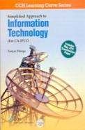 Simplified Approach To Information Technology For Ca Ipcc : Cch Learning Curve Series