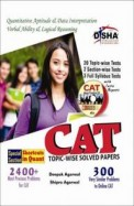 Cat Topic Wise Solved Papers 2400+ Most Precious  Problems For Cat W/Cd